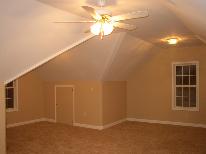 Attic Renovations by Rick The Fix It Guy of Raleigh, NC