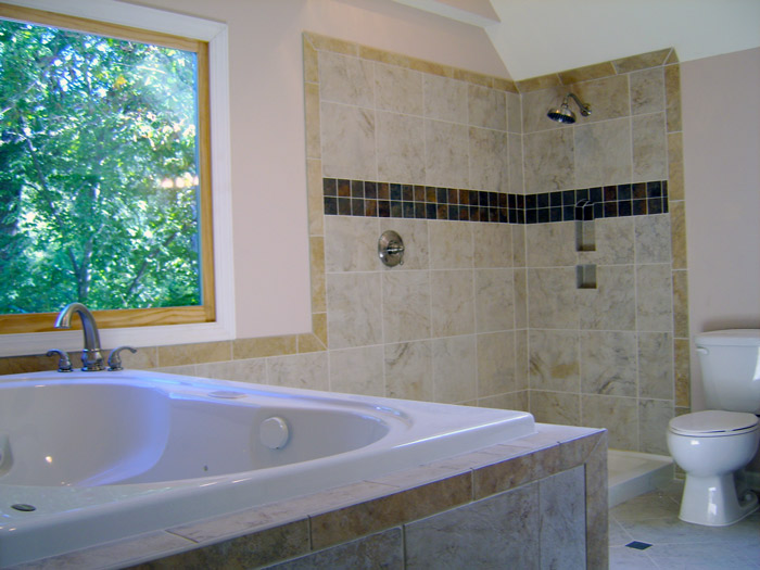 Bathroom Remodeling Services provided by Rick The Fix It Guy of Raleigh, NC